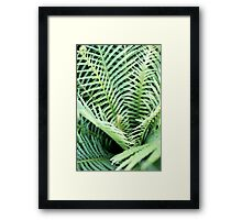 Grow from within Framed Print