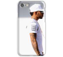Lewis Hamilton Mercedes Formula 1 iPhone Case/Skin