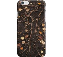 Muddy Roots iPhone Case/Skin