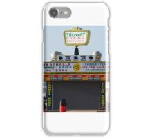 Seaside Heights Midway Steak House iPhone Case/Skin