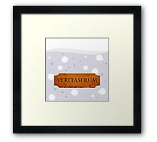 Veritaserum Potion - Harry Potter Framed Print