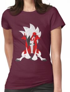 Lycanroc Womens Fitted T-Shirt