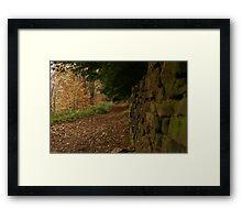 Mill Wood Framed Print