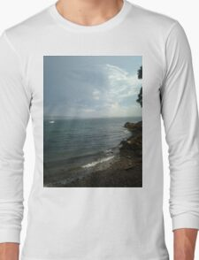 A blue day Long Sleeve T-Shirt