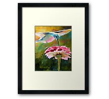 Morning Sweets by Chris Brandley Framed Print