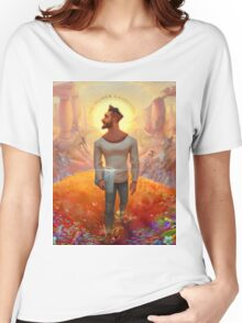 Jon Bellion The Human Condition Women's Relaxed Fit T-Shirt