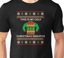 This Is My Ugly Christmas Sweater Shirt - Funny Christmas Unisex T-Shirt