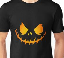 Evil Black Jack Unisex T-Shirt