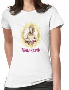 Rupaul's Drag Race All Stars 2 Team Katya Womens Fitted T-Shirt