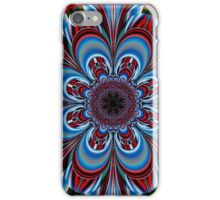 Fractalia Abstracticalia Catus 1 No. 3 L B iPhone Case/Skin