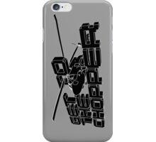 Get To The Chopper iPhone Case/Skin