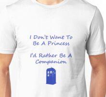 Princess who? Unisex T-Shirt