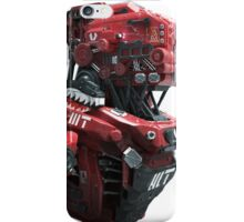 Red Scout iPhone Case/Skin