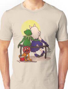 Puppet's love Unisex T-Shirt
