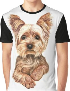 Meet Terry from Yorkshire Graphic T-Shirt