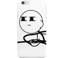 Cereal Guy iPhone Case/Skin