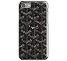 goyard iPhone Case/Skin