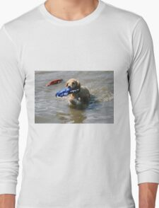 Joey First Water Toy Fetch Long Sleeve T-Shirt