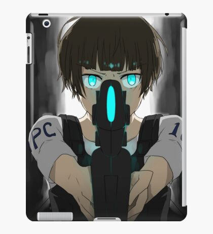 Psycho-pass iPad Case/Skin