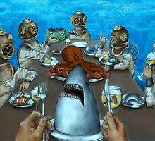Deep Sea Exploitation by ZoeMcCarthy