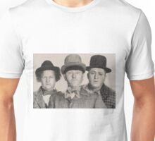 The Three Stooges Hollywood Legends Unisex T-Shirt
