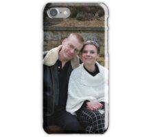 Arne und Olga iPhone Case/Skin