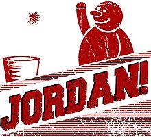 JORDAN! Photographic Print