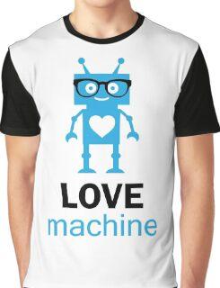 Love Machine Graphic T-Shirt