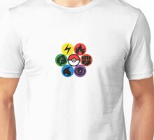 Pokemon Sacred Geometry Unisex T-Shirt