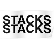 Stacks on Stacks Poster