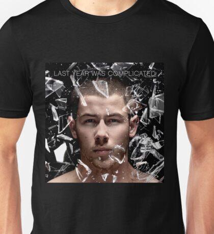 NICK JONAS KENARI 2 Unisex T-Shirt