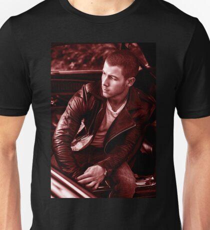 NICK JONAS KENARI 6 Unisex T-Shirt