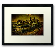 The Smugglers Rest Framed Print