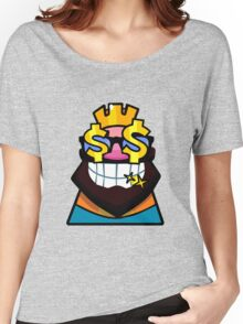 Reaction Clash Royale Women's Relaxed Fit T-Shirt
