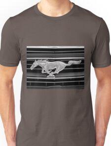 Ford Mustang Emblem 1968 Unisex T-Shirt