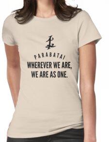 Parabatai Womens Fitted T-Shirt