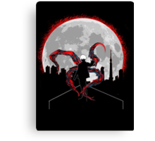 Ghoul in Tokyo Canvas Print