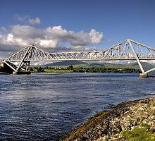 Connel Bridge  by Rob Hawkins