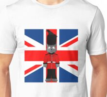 Union Jack Cat Unisex T-Shirt