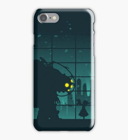 Come on, Mr. Bubbles! iPhone Case/Skin