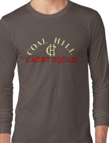 Coal Hill Cadet Squad - Doctor Who Long Sleeve T-Shirt