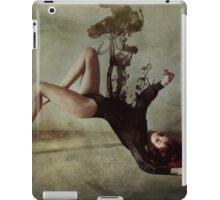 Shadowy, shadowy yet unbroken iPad Case/Skin