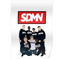 Sidemen Youtube Crew Poster