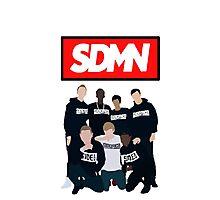 Sidemen Youtube Crew Photographic Print