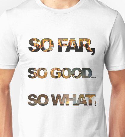 Megadeth So Far, So Good, So What ! Unisex T-Shirt