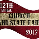 Church and State Fair| classic quotes  by Jane Holloway