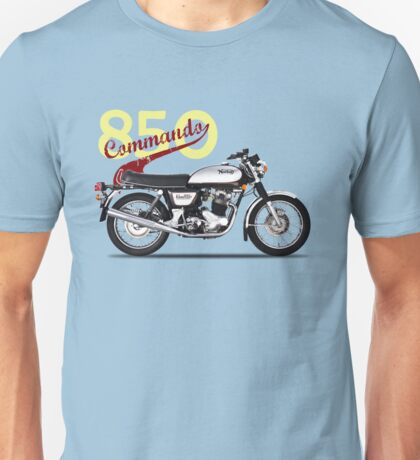 The Norton Commando 850 Unisex T-Shirt