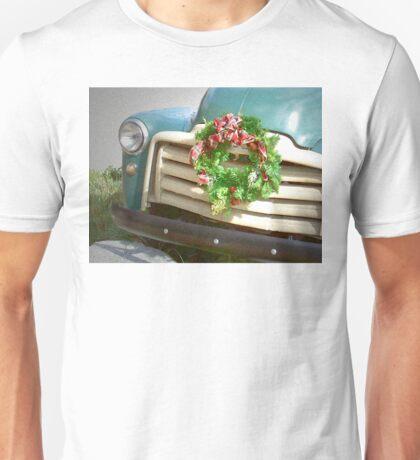 Christmas Is For Grandpas Too Unisex T-Shirt