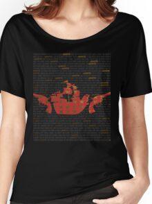 Hamilton - Guns And Ships Women's Relaxed Fit T-Shirt
