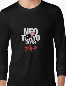 Akira - Neo Tokyo Long Sleeve T-Shirt